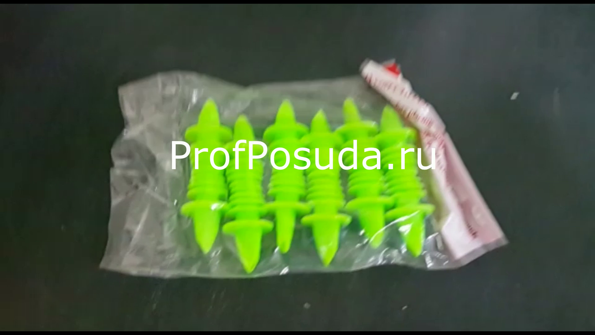 Гейзер (12 штук) ProHotel bar accessories Prohotel фото 2