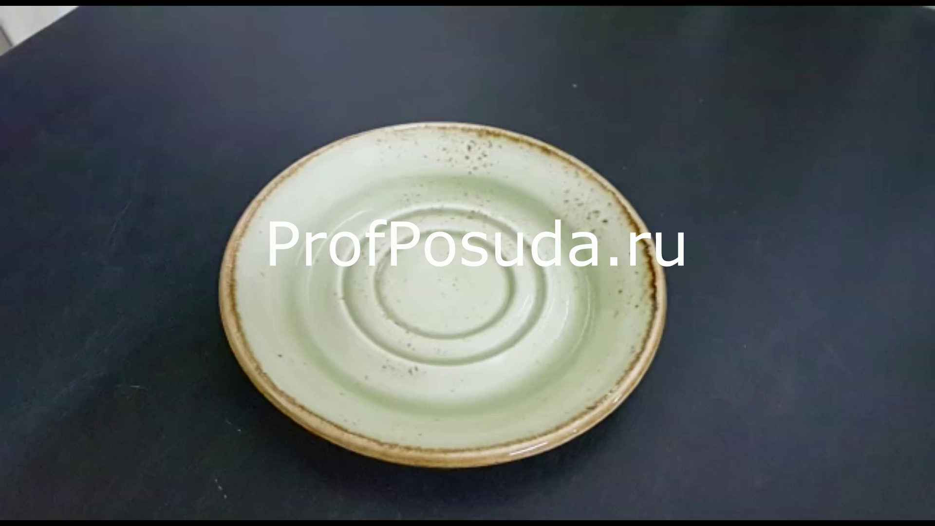Блюдце «Крафт» Steelite Craft Green фото 1