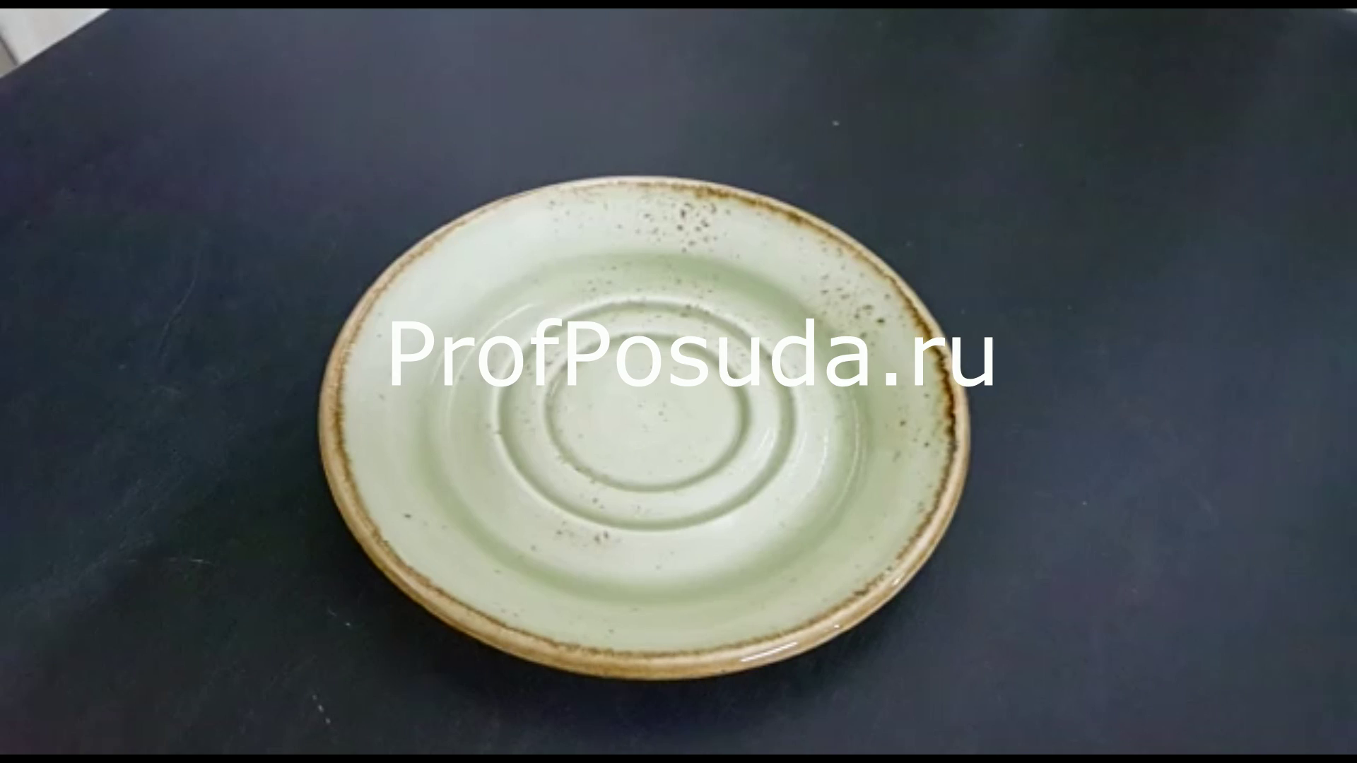Блюдце «Крафт» Steelite Craft Green фото 2
